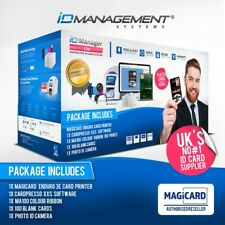 Magicard Enduro 3E Duo Complete Card System • Ships Worldwide • Low Prices