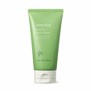 Innisfree Green Tea Foam Cleanser 5.07oz 150ml K Korean Beauty FULL SIZE