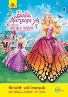 BARBIE - BARBIE MARIPOSA UND DIE FEENPRINZESSIN, ORIGINAL HÖRSPIEL CD NEW