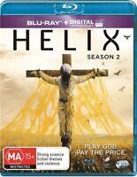 Helix : Season 2 (Blu-ray, 2015, 3-Disc Set)*Terrific Condition*