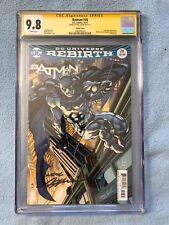 Batman #28 Neal Adams Variant (Aug 2017, DC) CGC SS 9.8 Signed by Neal Adams