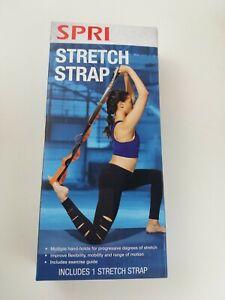 SPRI Stretch Strap NIB Sealed