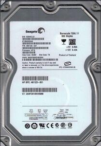 ST3500620AS P/N: 9BX144-021 F/W: HP12 TK 9QM Seagate 500GB