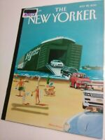 The New Yorker Magazine 7/22/13 Egypt's Revolution & America/Groupon [Near Mint]