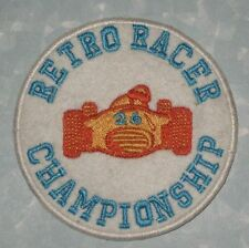 Retro Racer Championship Patch