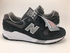 New Balance M999CBL Classic Navy Pewter Suede Running Sneaker Shoes Men Size 4.5