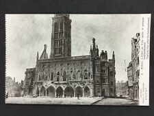 Vintage PC: Military WW1: #M301: Arras: City Hall After The Bombardement