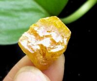 Lustrous Mimetite crystal  from Pingtouling Guangdong China B3361