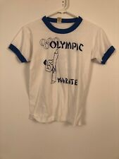 screen stars Olympic Karate T shirt Size youth large 14-16 Peringtom Mills Mall