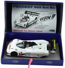 Le Mans Miniatures Peugeot 905 Ev1 Bis #6 - 1991 Le Mans 1/32 Slot Car 132075/6M