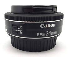 Canon EFS 24mm f/2.8 STM Lens for EOS Digital Cameras