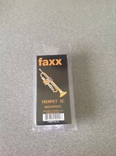 Faxx Trumpet Mouthpiece 5c Fits Bach Conn Eastman Jupiter Yamaha Olds Benge