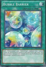 YU-GI-OH CARD: BUBBLE BARRIER - CORE-EN058