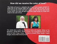 The Color of Love  By The Rev C Ronald Wilson