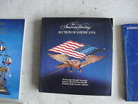1981 Sotheby's Catalog Book Auction of Americana