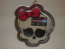 NEW WILTON MONSTER HIGH DOLL GIRL BIRTHDAY PARTY CAKE PAN MOLD INSERT #2105-6677