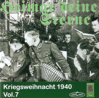 Heimat deine Sterne (CD) Vol.7 - Kriegsweihnacht 1940