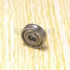 V625ZZ 625VV V Groove Guide Pulley Rail Ball Bearings Metal (5mm*16mm*5mm)