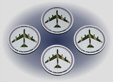 B-52 Stratofortress Coaster Set - Made in the USA