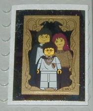 LEGO 4721 - HARRY POTTER - Hogwarts Classrooms - STICKER SHEET