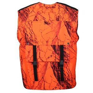 Gamehide Mountain Pass Blaze Orange Big Game Hunting Vest