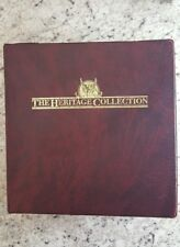 The Heritage Collection Of Commemorative Stamps From 1935-1991 Album