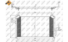 NRF Condensador, aire acondicionado MAZDA PREMACY 35356