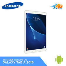 Samsung Galaxy Tab A SM-T585 10.1 Inch 32Gb Tablet Wi-Fi + 4G LTE 2016 White