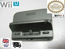 Nintendo Wii U Official Stand - Game Pad Charger Charge Cradle / Dock Station