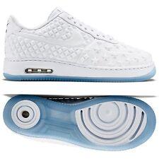 Nike Air Force 1 Elite AS QS Constellation 744308-100 White/Chrome Shoes Sz 12