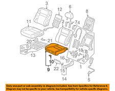 Honda Genuine 81137-SDB-L71 Seat Cushion Pad