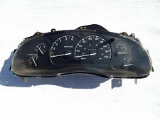 1998 1999 Ford Explorer Instrument Cluster Gauge Assembly Auto 143 Thous Kms