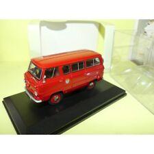 Ford 400e Minibus Pompiers de Londres Oxford Diecast 1 43