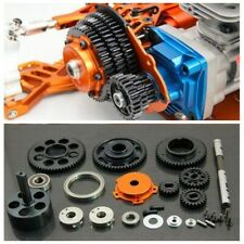 3 speed auto shifting transmission gear system for HPI KM ROVAN BAJA 5B 5T 5sc