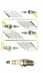 4x Original GM/Vauxhall 90297152 Plugs Set For Citroen, Fiat, Renault, Volvo