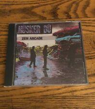 HUSKER DU - Zen Arcade -CD - 1984 - SST Records   - Minutemen Bob Mould New!