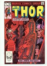 Thor #326 The Scarlet Scarab