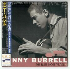 """KENNY BURRELL """"The Blue Note Years"""" Japan Cardsleeve CD 1999 Blue Note NEU/OVP"""