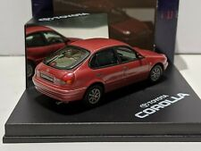 Toyota Corolla Liftback Red 1/43 VITESSE Dealer Model Rare