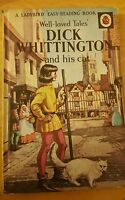 A LADYBIRD 'EASY-READING' Book 'Well-Loved Tales' DICK WHITTINGTON and his cat