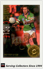 1995 Dynamic Rugby League Series 1 Winners Circle Card WC7:RIcky Stuart