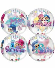 Shimmer And Shine Orbz Clear Balloon One Size