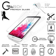 Gorilla Premium Lightweight 9H Tempered Glass Screen Protector Film For LG Leon