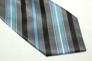 V.CONFORTI Silk tie Made in Italy F17753
