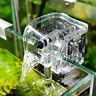 Mini Aquarium Fish Tank Waterfall Hang On External Oxygen Pump Water Filter VYL