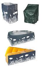 Gartenmöbel Schutzhülle Abdeckplane Gartentisch Stuhl Polstertasche Sitzgruppe