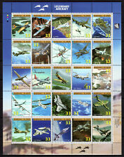 Marshall Islands - 1999 Militairy airpalanes Mi. 1181-05 KB MNH