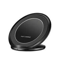 Original Fast Qi Wireless Charger Pad For Phone Samsung S8 S9 Plus Note9 S10+