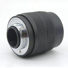 """Fujian 2/3""""  35mm F1.7 CCTV TV Movie lens For  M4/3 NEX FX N1 P/Q EOSM black"""