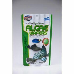 Hikari Algae Wafers Catfish Pleco Wafer Tropical Sinking Fish Food Bottom Feeder
